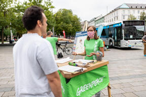 ReUse Revolution Day in Augsburg