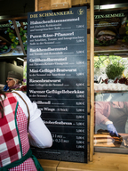 Meat Consumption at Oktoberfest Munich