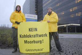 Action against Vattenfall in Germany