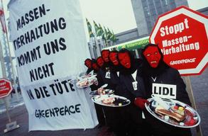 Action against Factory Farming in Germany