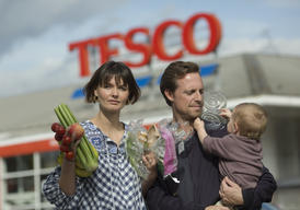 Launch of Shoppers Revolt in Supermarkets across UK
