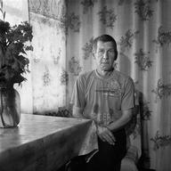 Alexander Zibaev Portrait - Tomsk-7 Victims Documentation (Russia: 2005)