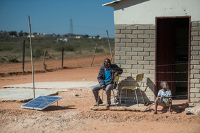 Solar Power Gives Peace of Mind to the Elderly in South Africa