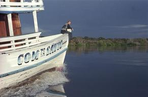 Comandante Savio riverboat