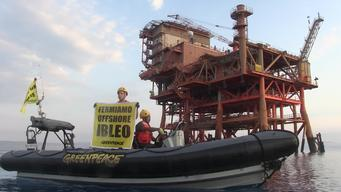 Stop Fossil Fuel Action in Sicily, Italy - News Access