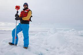 ScanLAB's Will Trossell on Arctic Ice