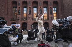 Global Divestment Day in Stockholm