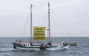 Marine Reserve Action in Sylt