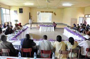 Sustainable Forests Workshop in Cameroon