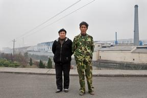 Wuli Village Activists in China