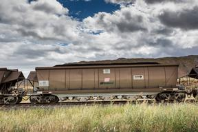 Coal Train in Australia