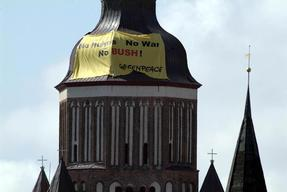 US Nuclear Policy Protest in Germany