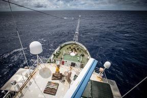Searching for FADs in the Indian Ocean