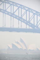Smoke Haze Blankets Sydney As Bushfires Continue To Burn Across NSW