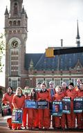 'Two Months of Injustice' Global Day of Solidarity in the Hague