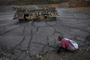 Lead Mine Wastewater in China