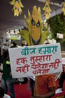 Protest Against BRAI Bill in New Delhi