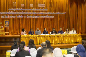 National Safe School Lunch Policy Meeting in Thailand