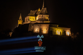 Fukushima Commemoration Projection in Luxembourg