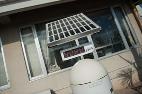 A Radiation Monitoring Post in Date City