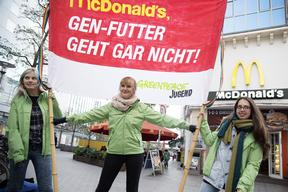 McDonald's Group Action in Hannover