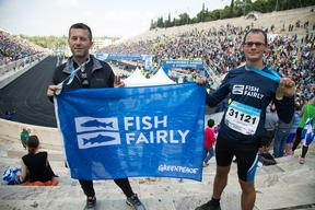 'Fish Fairly' Global Week of Action in Greece