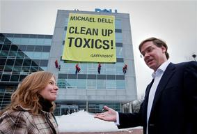 Toxic Clean Up at Dell HQ in Amsterdam