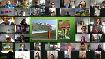 #GreenRecoveryNow! Online Demonstration in Switzerland