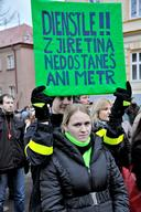 Protest to Protect Mining Limits in Czech Republic