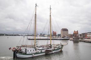 Beluga II Tour Ends in Stralsund, Germany