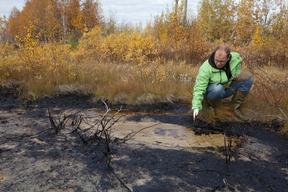 Oil Pollution Documentation in Komi Republic Russia