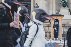 Rise of the Penguins in Stockholm