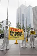 Call on TEPCO to Support Victims in Japan