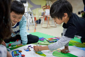 Children's Day Event about Mobility in Seoul