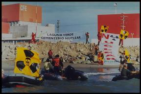 Action at Laguna Verde Nuclear Plant