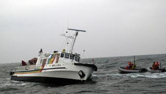 Coast Security Action in Baltic Sea