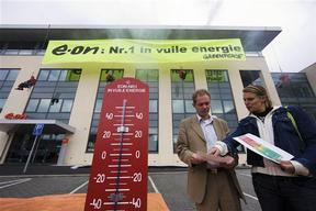 Climate Action at E.ON Office in Eindhoven