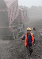 Coal Ash Disposal Site in China