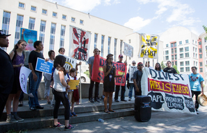NoDAPL Rally: Status Hearing for Tribes vs Army Corps in Washington D.C.