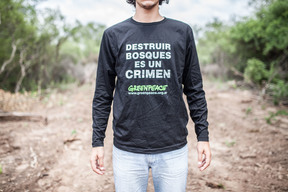 Action against Illegal Deforestation at Finca Cuchuy in Argentina
