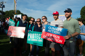 Climate Justice Rally, Washington, D.C.