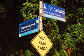 Urban Interventions for Indigenous People in São Paulo