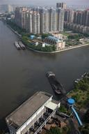 Pollution in the Pearl River