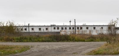 Apatity Detention Center in Russia
