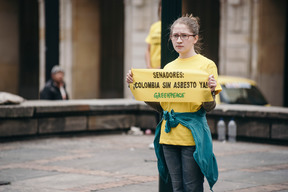 Action to Demand Asbestos Ban in Colombia