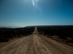 Road to Whistling Rocks, Streaky Bay, Australia