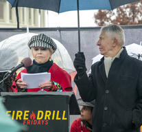 Tenth Fire Drill Friday in Washington DC