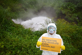 Toxic Wastewater Action at Padalarang in West Java