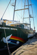Rainbow Warrior Open Boat in La Rochelle, France