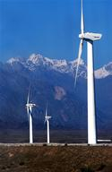 Dabancheng Wind Farm in China